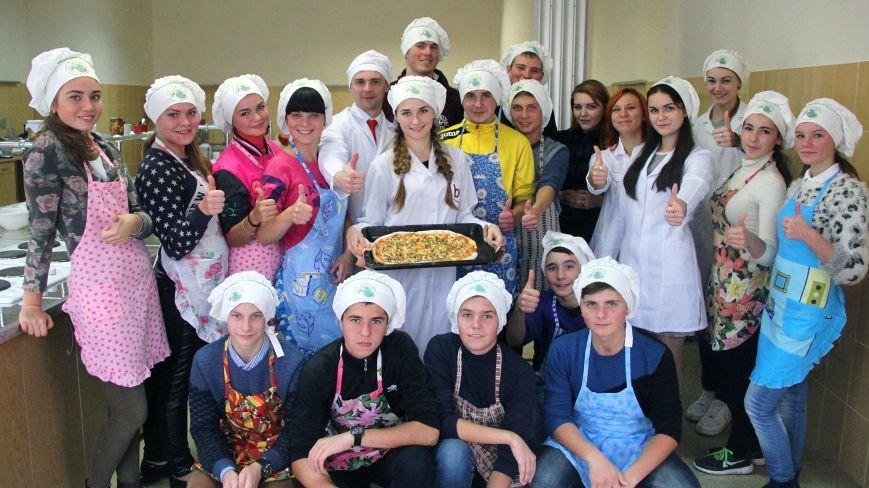 Кулінарне шоу від Сумського НАУ (ФОТО), фото-1