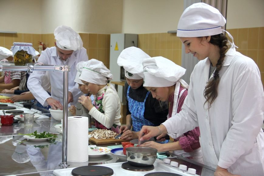 Кулінарне шоу від Сумського НАУ (ФОТО), фото-2