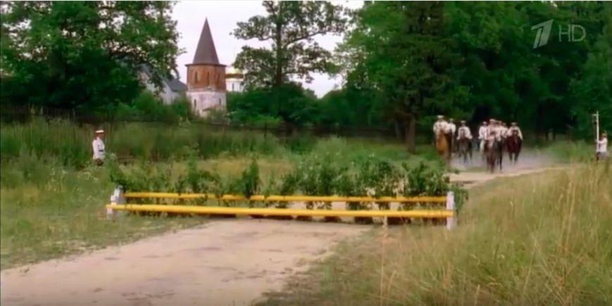 Неотреставрированная Ратная палата попала в кадр фильма «Анна Каренина», фото-1