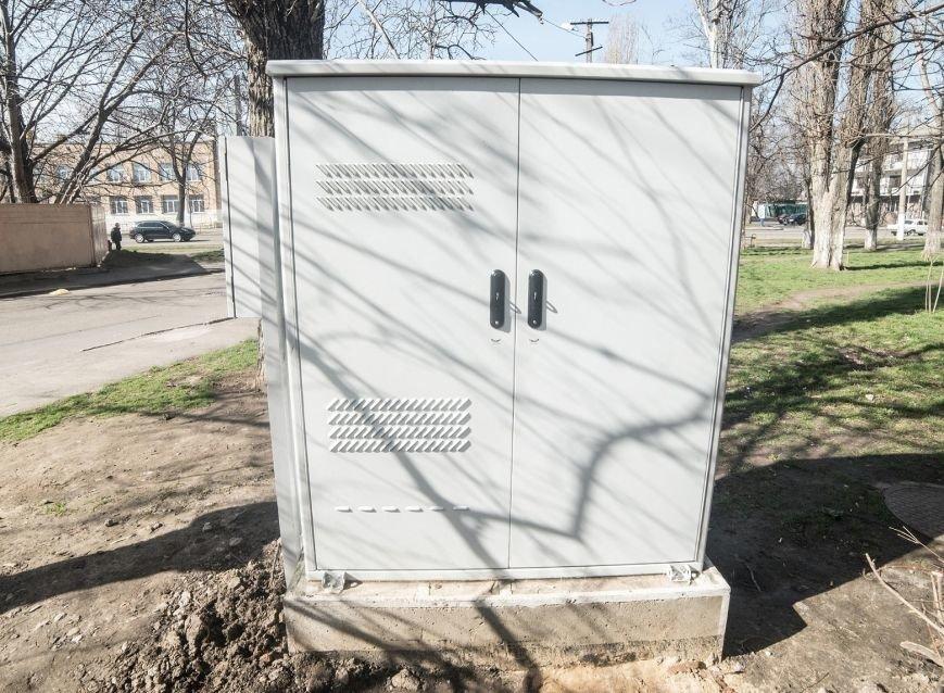 Нові АРШ в Одесі