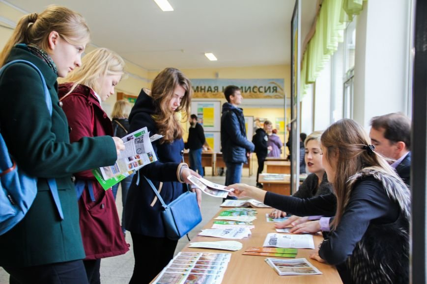 Профориентация в СПбГАУ: от Кронштадта до Киришей, фото-3