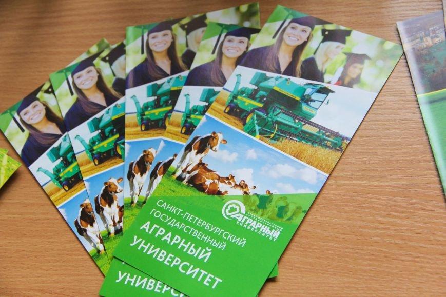 Профориентация в СПбГАУ: от Кронштадта до Киришей, фото-1