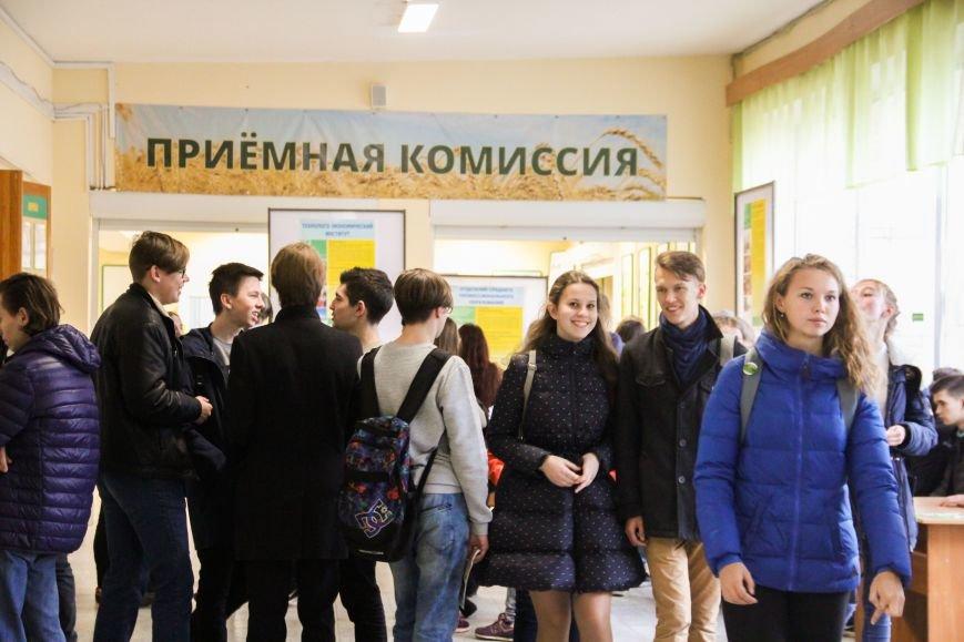 Профориентация в СПбГАУ: от Кронштадта до Киришей, фото-2