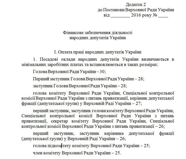 Пять черниговских депутатов поддержали идею поднять себе зарплаты в два раза, фото-1