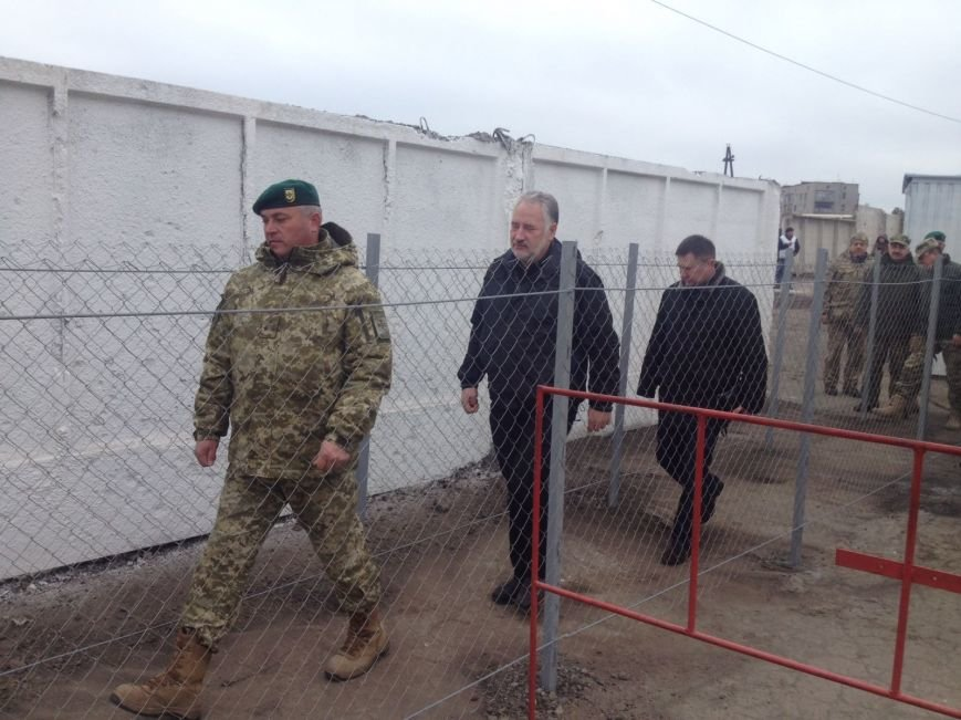 КПВВ «Зайцево» взоне АТО перенесли вМайорск