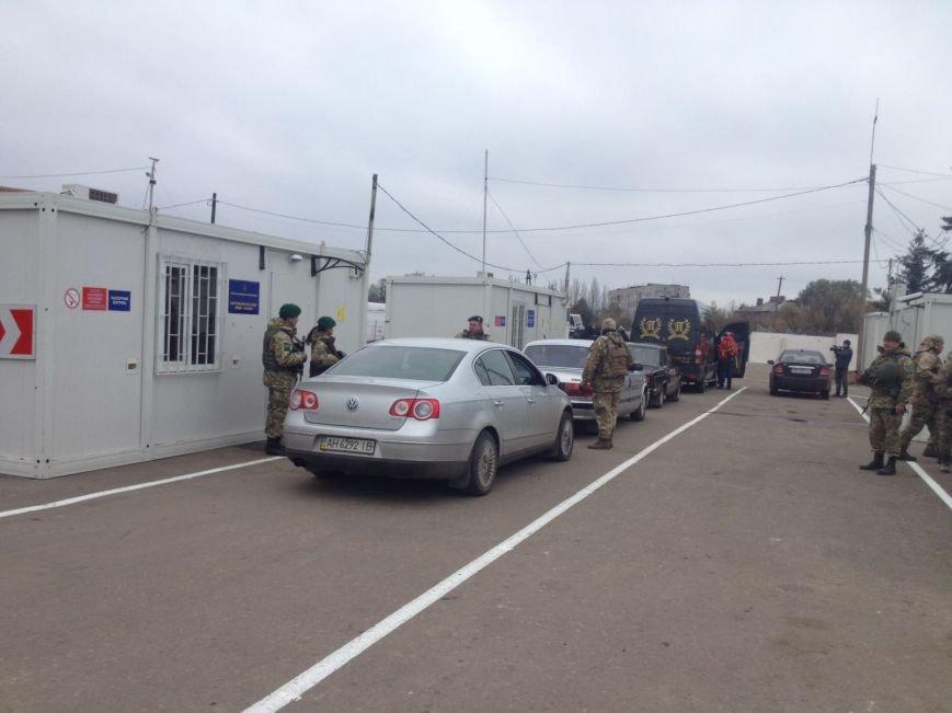 Снайпер боевиков обстрелял дорожный коридор вблизи «Майорского»,— ГПСУ
