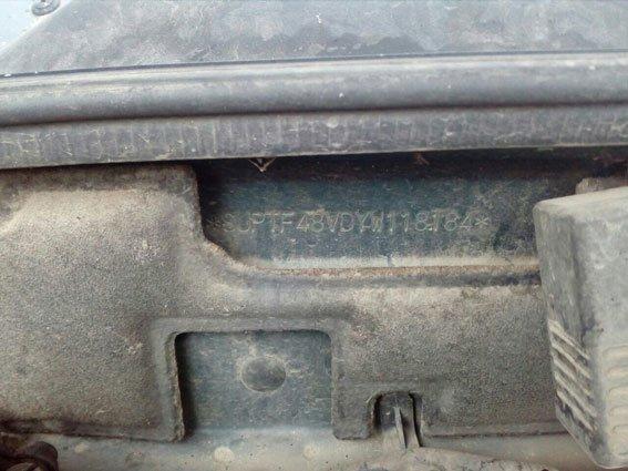 На Сумщине отправили на штрафплощадку два автомобиля-«призрака» (ФОТО), фото-4