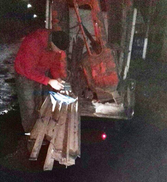 На Сумщине отправили на штрафплощадку два автомобиля-«призрака» (ФОТО), фото-1