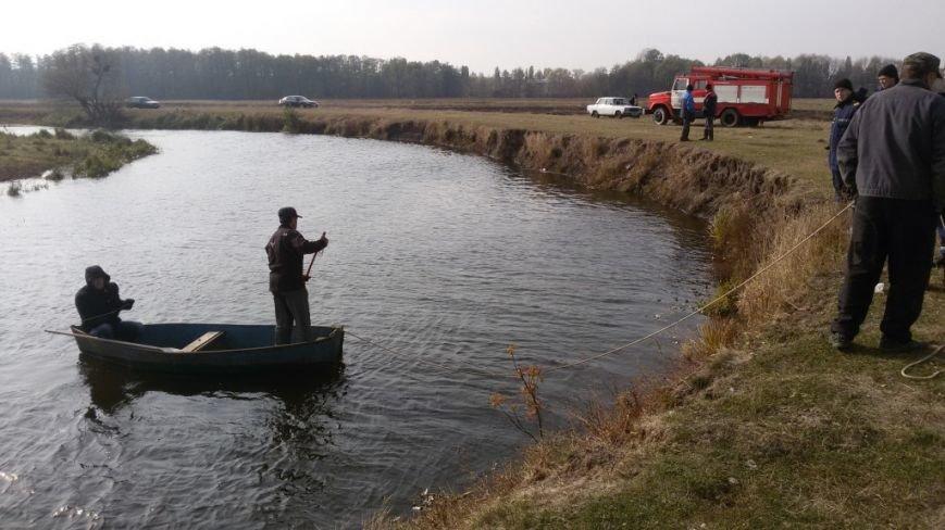У річці Рось знайшли потопельника, фото-2