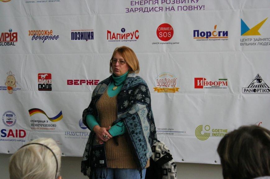 Как проходил первый день Запорожской книжной толоки, - ФОТОРЕПОРТАЖ, фото-10