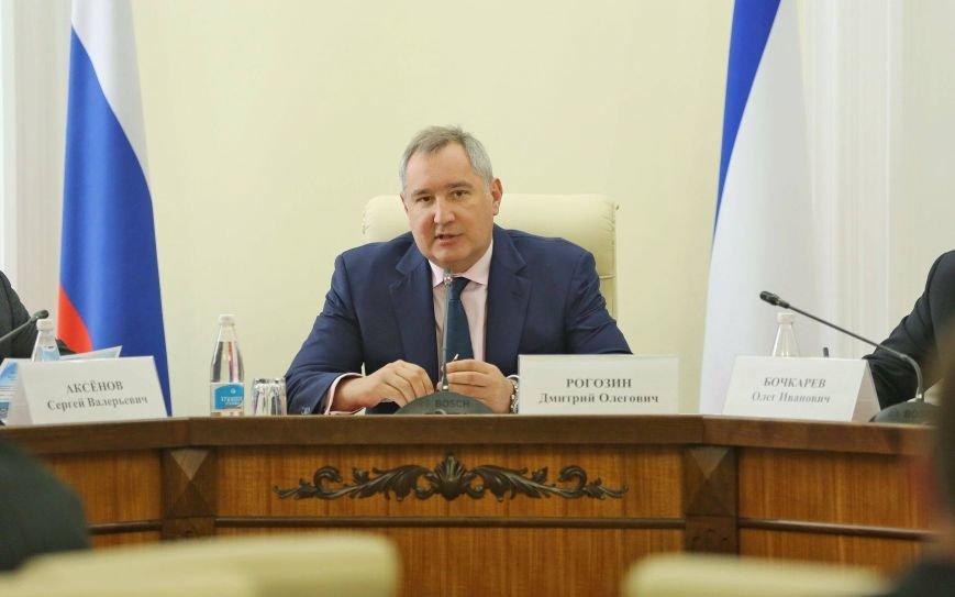 Рогозин рассказал, как Россия возродила оборонные предприятия Крыма (ФОТО), фото-1