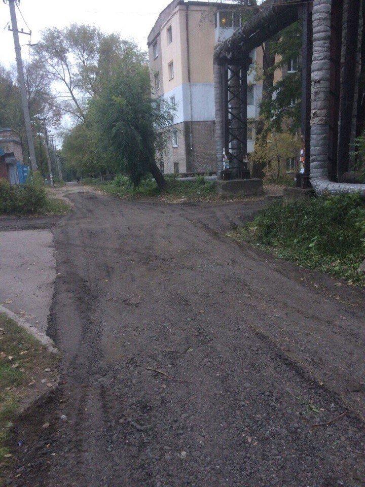 Жильцы улицы Николенко вместе с депутатом Сергеем Коваленко отремонтировали межквартальную дорогу, фото-1