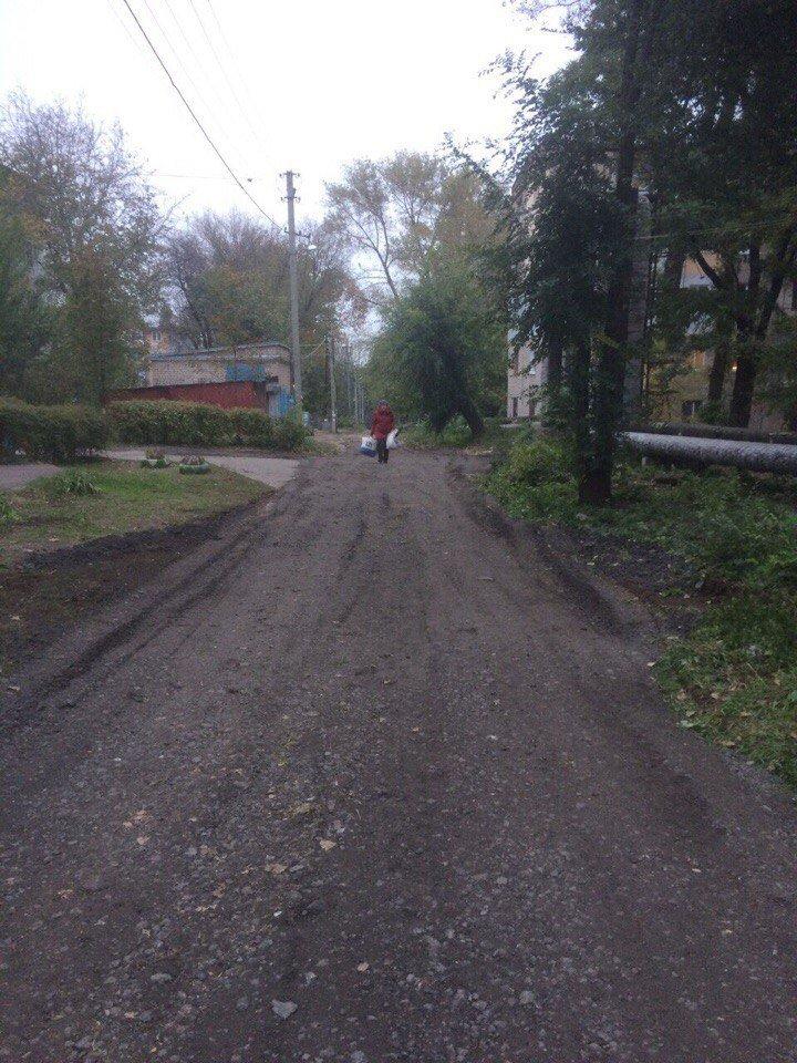 Жильцы улицы Николенко вместе с депутатом Сергеем Коваленко отремонтировали межквартальную дорогу, фото-2