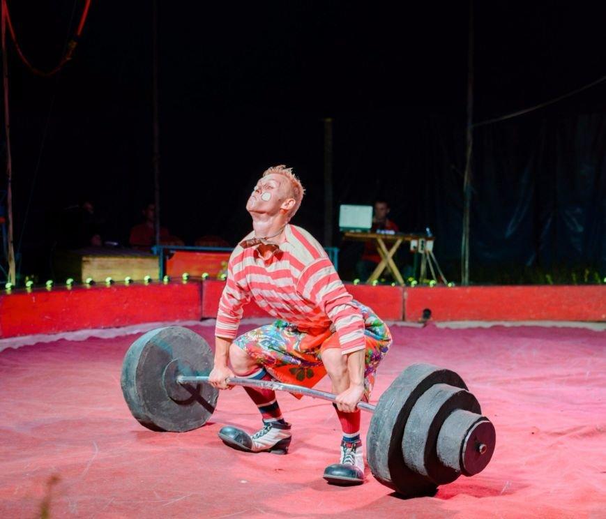 """В Каменском цирк """"Олимп"""" выступит со своей новой программой, фото-5"""