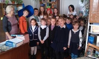 У Новограді-Волинському відбулася посвята в читачі учнів 2-их класів, фото-1