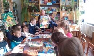У Новограді-Волинському відбулася посвята в читачі учнів 2-их класів, фото-2
