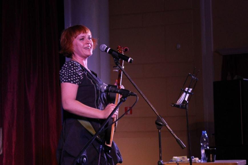 Концерт Ольги Чикиной в Сыктывкаре, фото-1