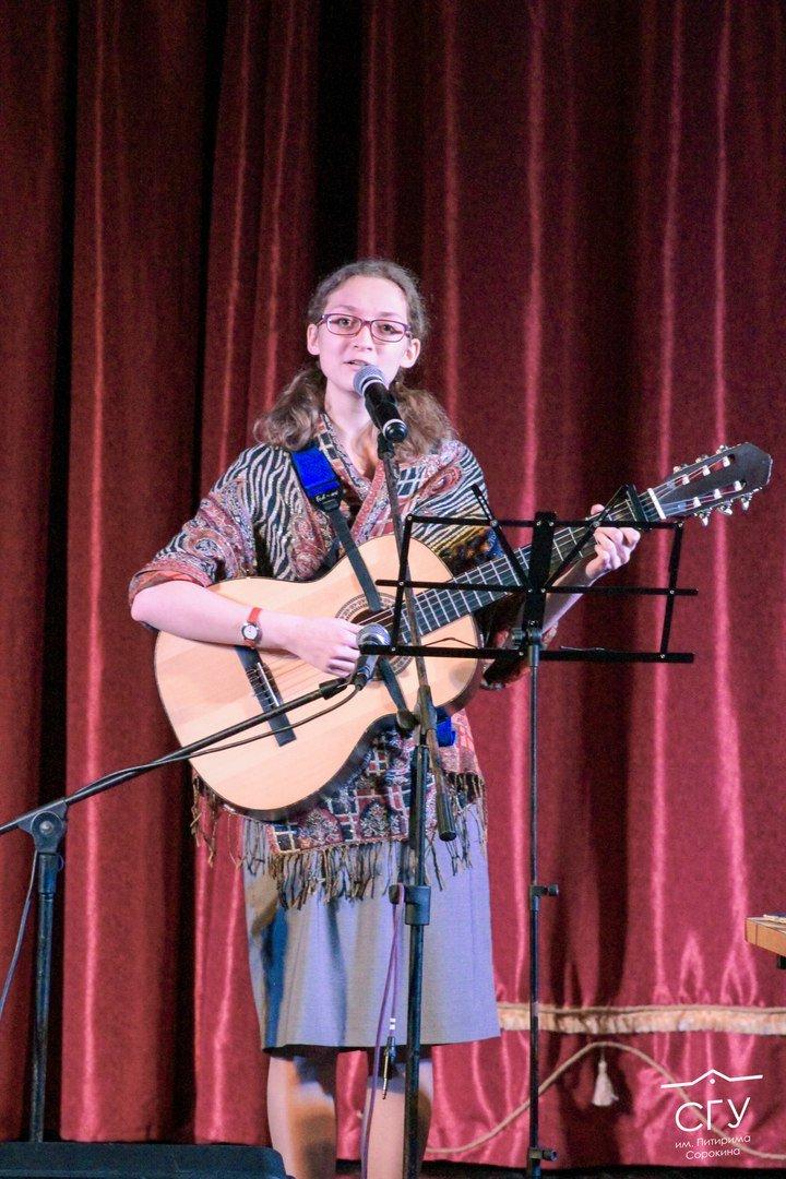 Концерт Ольги Чикиной в Сыктывкаре, фото-2