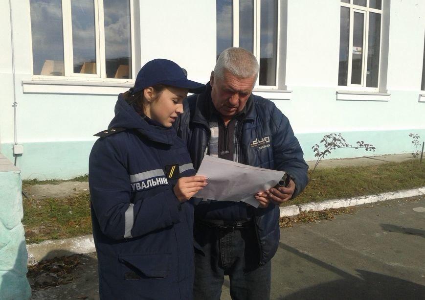Кировоградская область: специалисты Службы спасения продолжают обучать жителей области правилам пожарной безопасности, фото-1