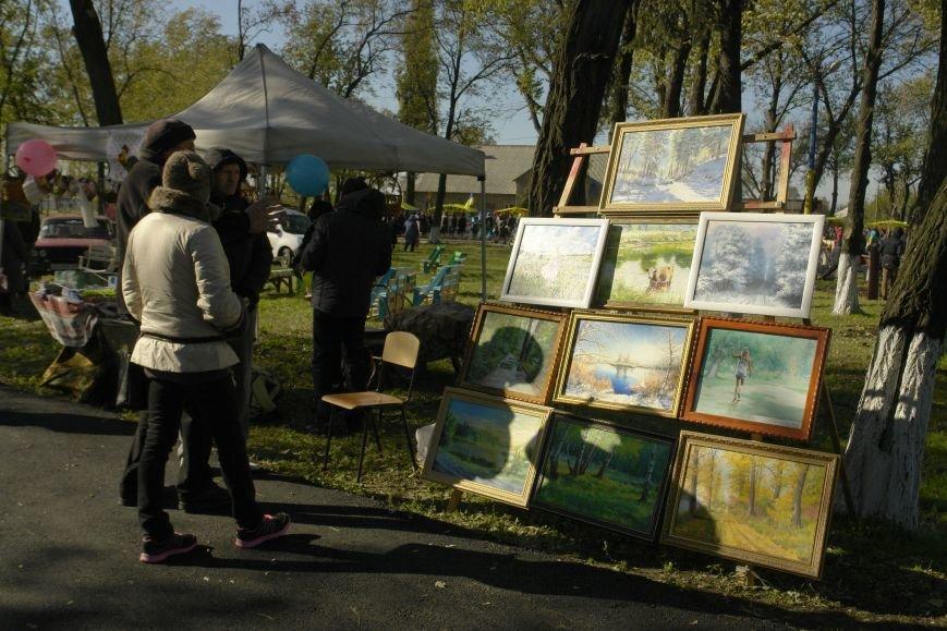 Поселок Шевченко Покровского (Красноармейского) района отпраздновал свое 115-летие, фото-27
