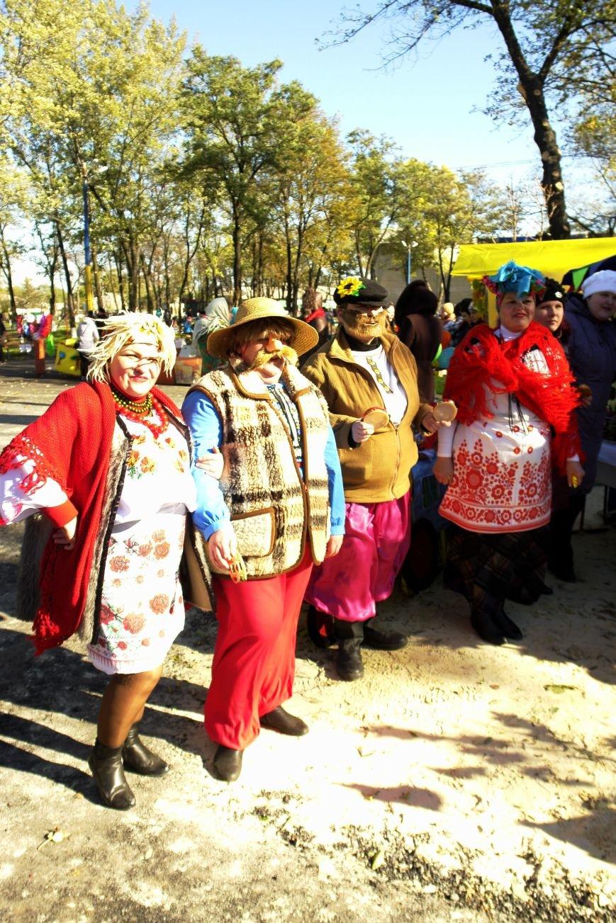Поселок Шевченко Покровского (Красноармейского) района отпраздновал свое 115-летие, фото-25
