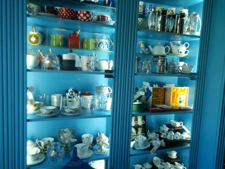 Кофейни и чайные Днепра: Tea House - светильники-носороги, огромный ассортимент чаёв и высокие цены (ФОТО), фото-3