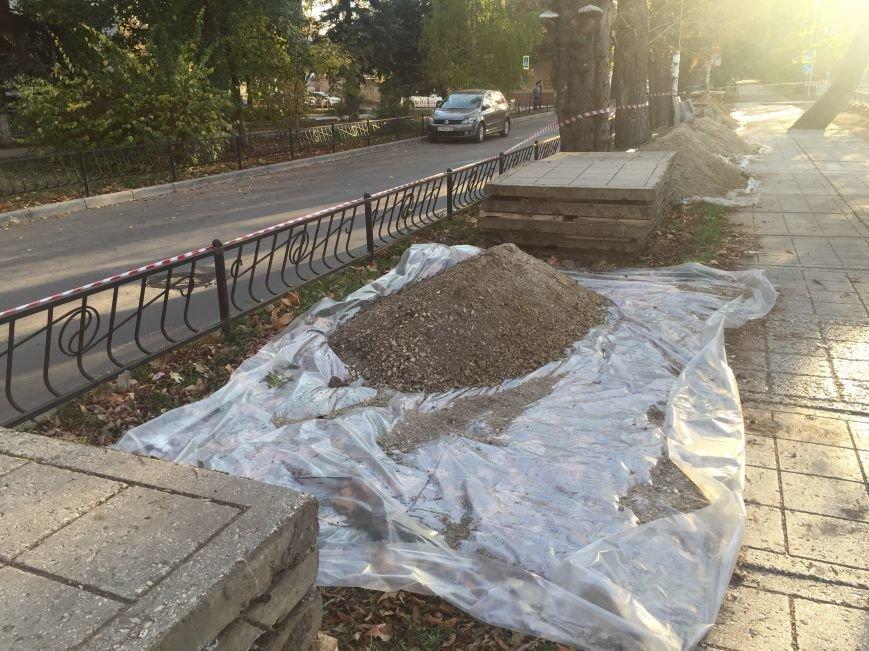 В Симферополе начали реконструировать бульвар Франко (ФОТОФАКТ), фото-4