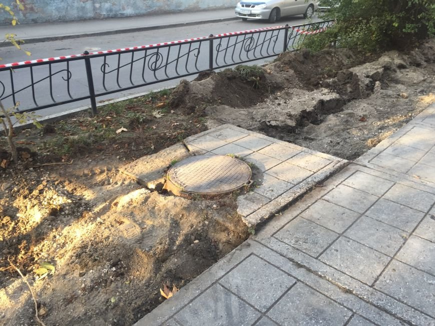 В Симферополе начали реконструировать бульвар Франко (ФОТОФАКТ), фото-3