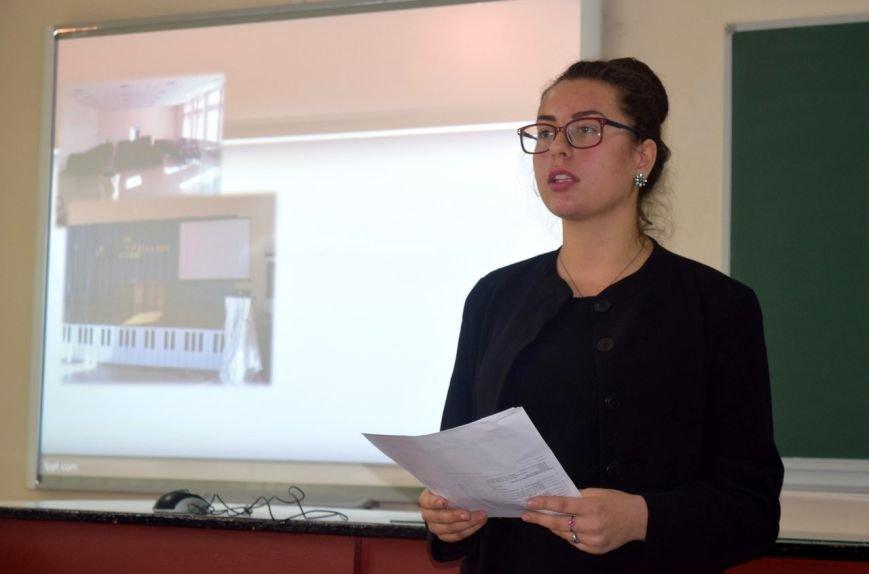 Гостям Черноморска рассказали о школьном самоуправлении (фото), фото-1