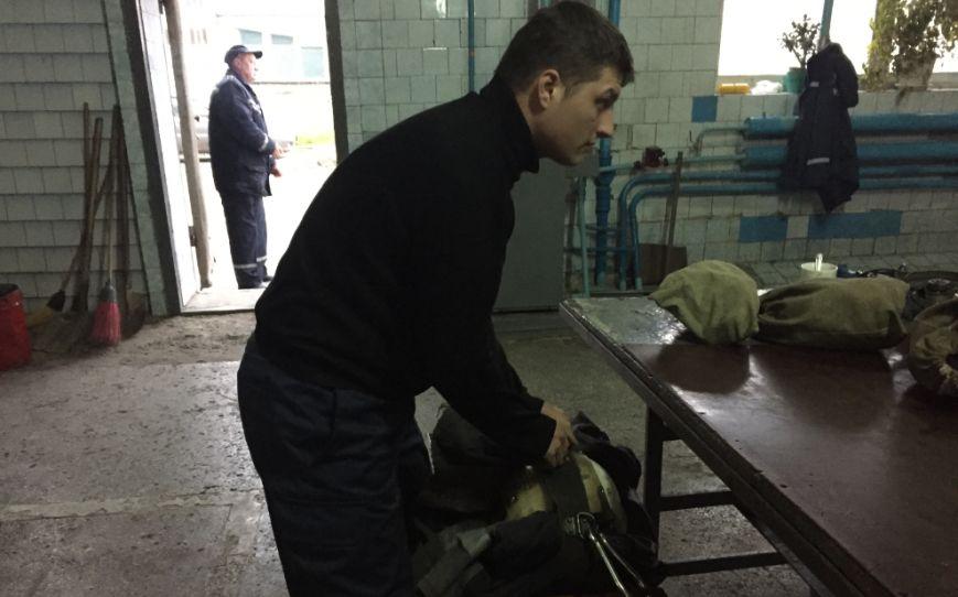 Байки спасателей или как прошла одна из смен в пожарной части Харькова (ФОТО), фото-18