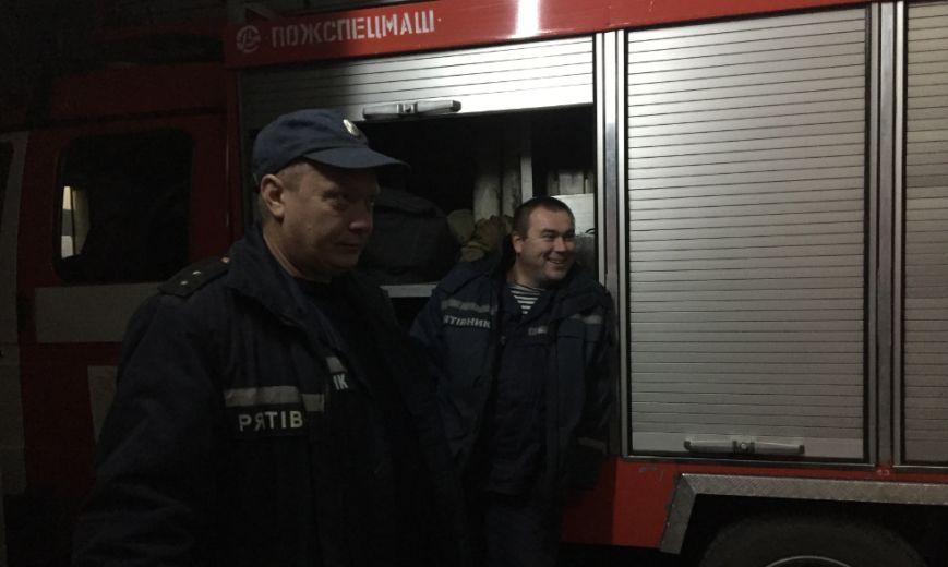 Байки спасателей или как прошла одна из смен в пожарной части Харькова (ФОТО), фото-13