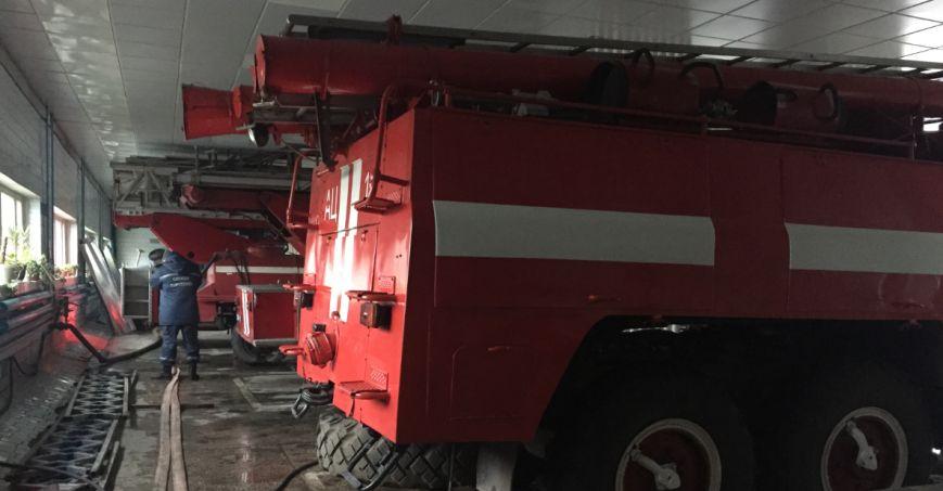 Байки спасателей или как прошла одна из смен в пожарной части Харькова (ФОТО), фото-2