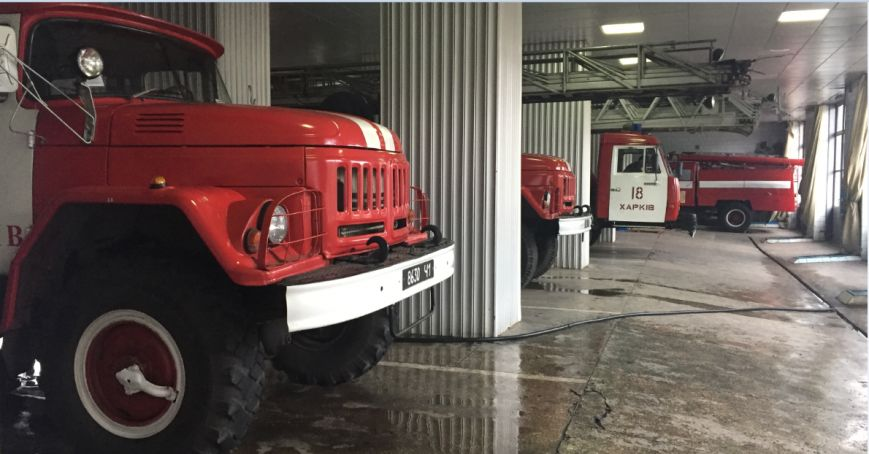Байки спасателей или как прошла одна из смен в пожарной части Харькова (ФОТО), фото-9