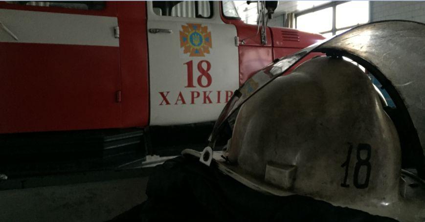 Байки спасателей или как прошла одна из смен в пожарной части Харькова (ФОТО), фото-20