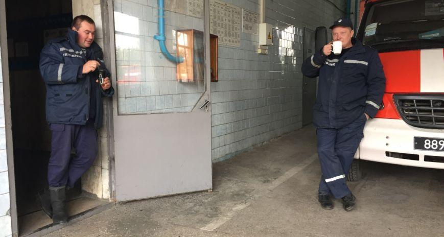 Байки спасателей или как прошла одна из смен в пожарной части Харькова (ФОТО), фото-3
