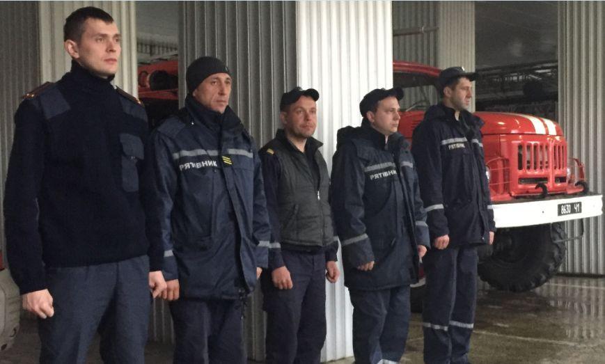 Байки спасателей или как прошла одна из смен в пожарной части Харькова (ФОТО), фото-1