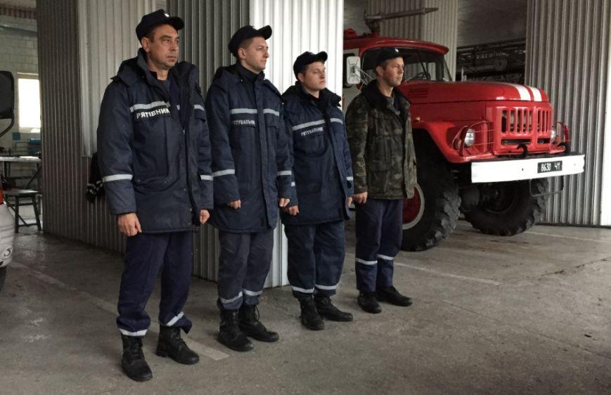 Байки спасателей или как прошла одна из смен в пожарной части Харькова (ФОТО), фото-19
