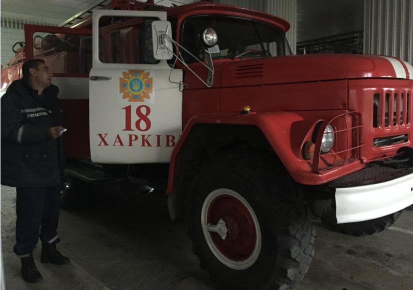 Байки спасателей или как прошла одна из смен в пожарной части Харькова (ФОТО), фото-21