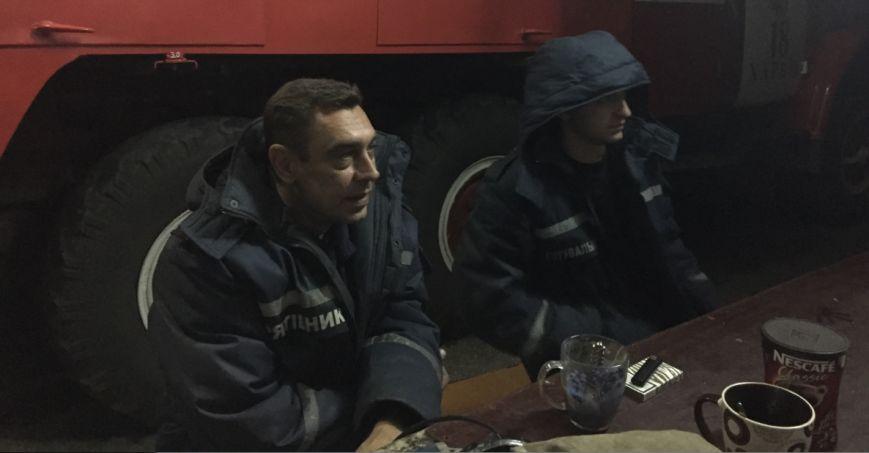 Байки спасателей или как прошла одна из смен в пожарной части Харькова (ФОТО), фото-12