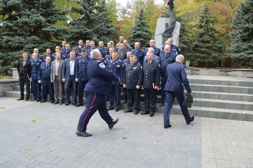 Глава запорожской полиции объявил об отставке и попрощался с коллективом (ФОТО), фото-1