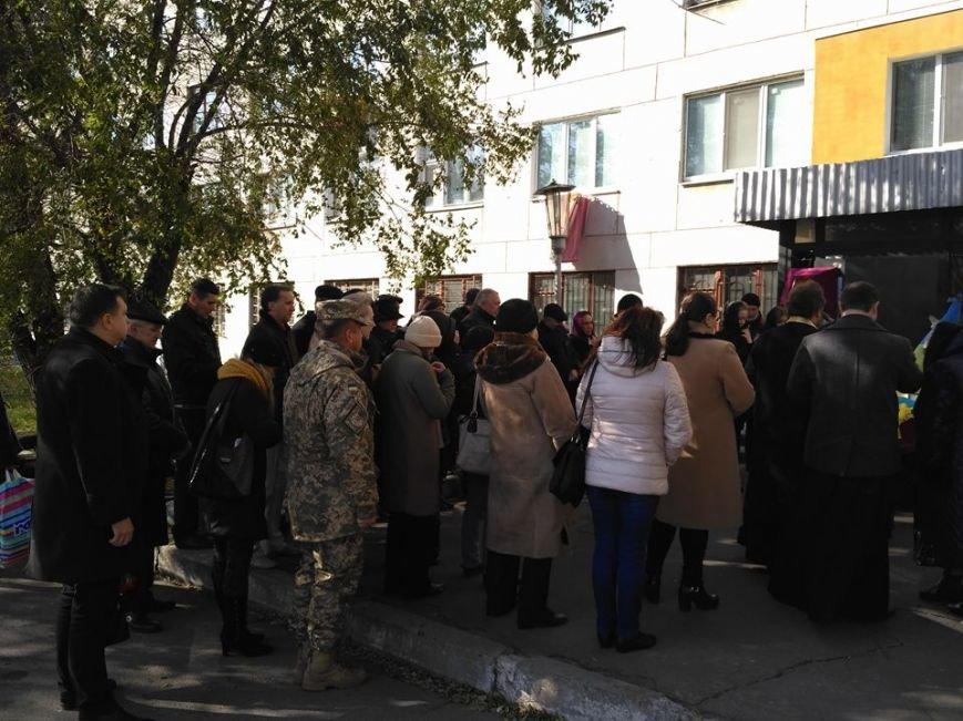 Бесценная утрата для Северодонецка: сегодня похоронили сержанта А. Пульного (ФОТО), фото-3
