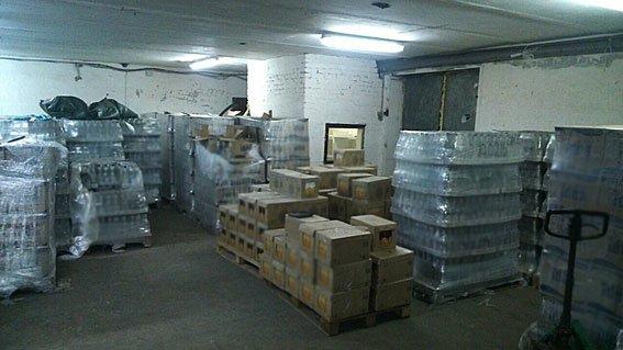 На Днепропетровщине изъяли крупную партию поддельной водки из Харькова (ФОТО), фото-1