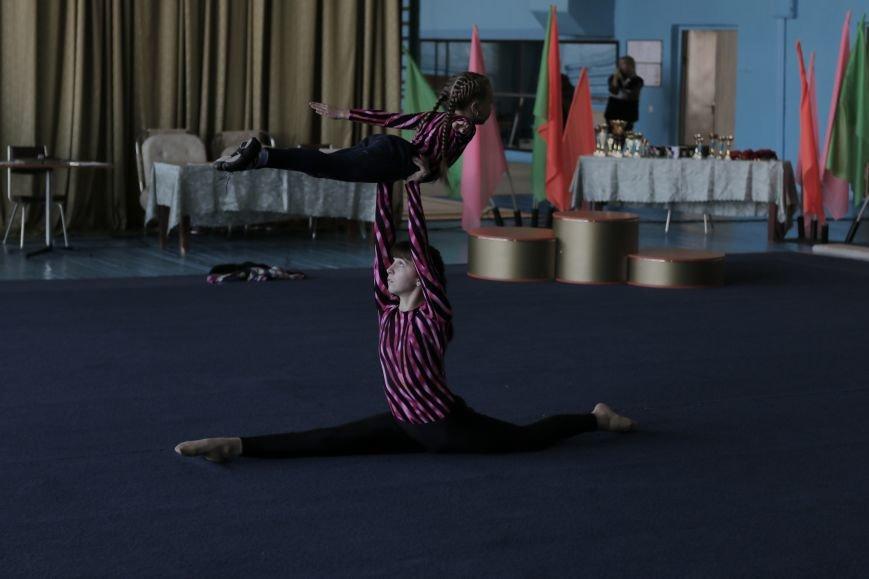 В Каменском состоялся турнир по прыжкам на акробатической дорожке (прыжки на батуте), фото-5
