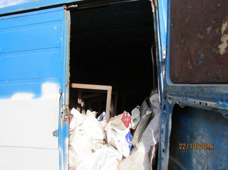 В подсобке бывшего кафе Каменского работал нелегальный пункт приема металлолома, фото-1