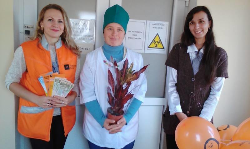 Platinum Bank создаст в больницах Чернигова экологические уголки, фото-3