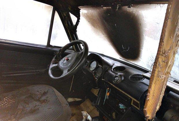 В Сторожинці горіло авто на ходу, фото-1