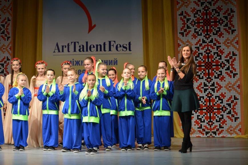 Кам'янець виборов танцювальну першість на «ArtTalentFest-2016», фото-1
