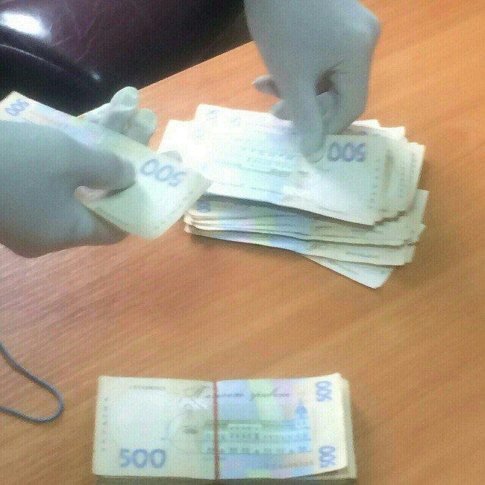 В Каменском сотрудники СБУ задержали на взятке одного из руководителей районной налоговой, фото-2