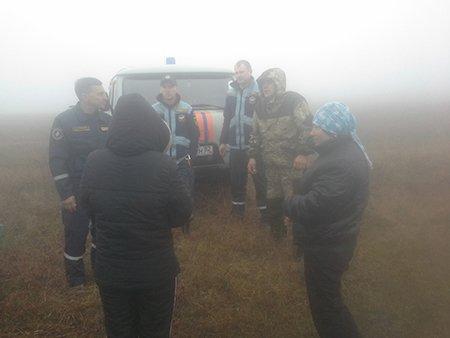 5 грибников и мотоциклист потерялись в тумане в крымских горах (ФОТО), фото-1