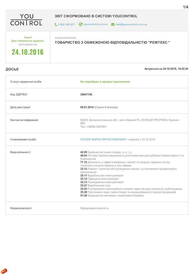 """В Кривом Роге """"растендеряют"""" деньги между связанными предприятиями, фото-13"""